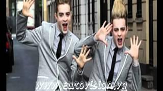 Jedward Waterline Irland  Final Eurovision Song Contest Baku 2012