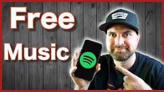 How To Listen To Spotify Free On iPhone