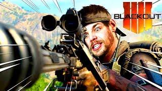 Black Ops 4: BLACKOUT Gameplay !! (BO4 Battle Royale)