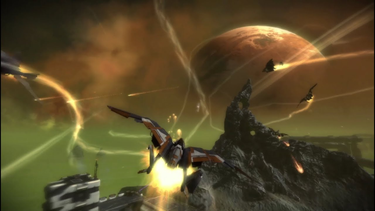 Starhawk Launching on May 8th, Public Beta Rolls Out Today