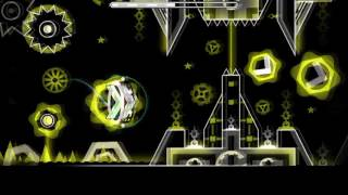 Geometry Dash - Core X Discharge (Demon) by Anthrax and Aurorus