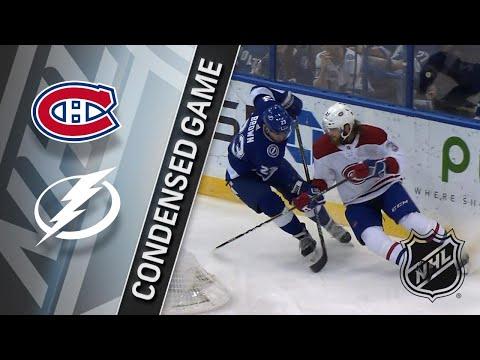 12/28/17 Condensed Game: Canadiens @ Lightning