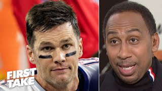 The Patriots should run up the score vs. the Bengals - Stephen A. | First Take