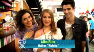 Люсия Гил, Lucía Gil en Violetta