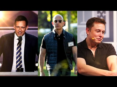 Have Tesla and Amazon Tech Titans Discovered Secret to Youth?