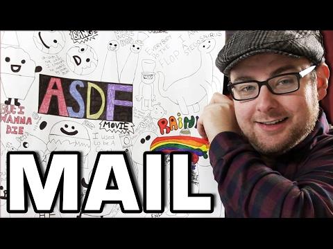 ARTWORK & ODDITIES (Mail Vlog)