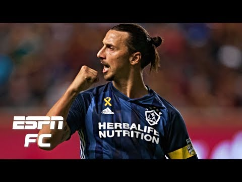 Will Zlatan Ibrahimovic and the LA Galaxy make the conference semifinals? | MLS Playoff Predictor