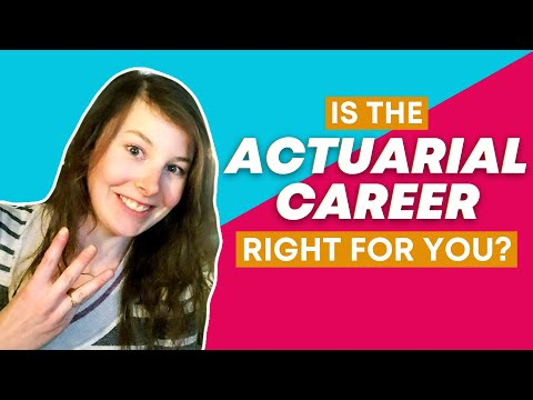 3 Things to do *BEFORE* you Pursue an Actuarial Career! - YouTube