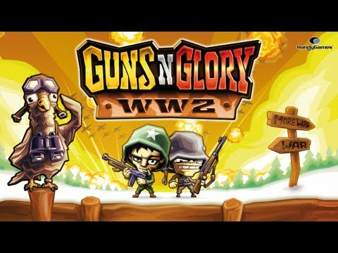 Video of Guns'n'Glory WW2 Premium