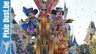 ✨ Disney's Stars on Parade at Disneyland Paris