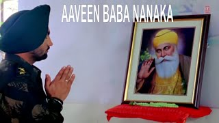 Aaveen Baba Nanaka Punajbi Bhajan By Ravinder Grewal Full Video Song I Aaveen Baba Nanaka