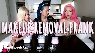 Makeup Removal Prank - Xiaxue's Guide To Life: EP147