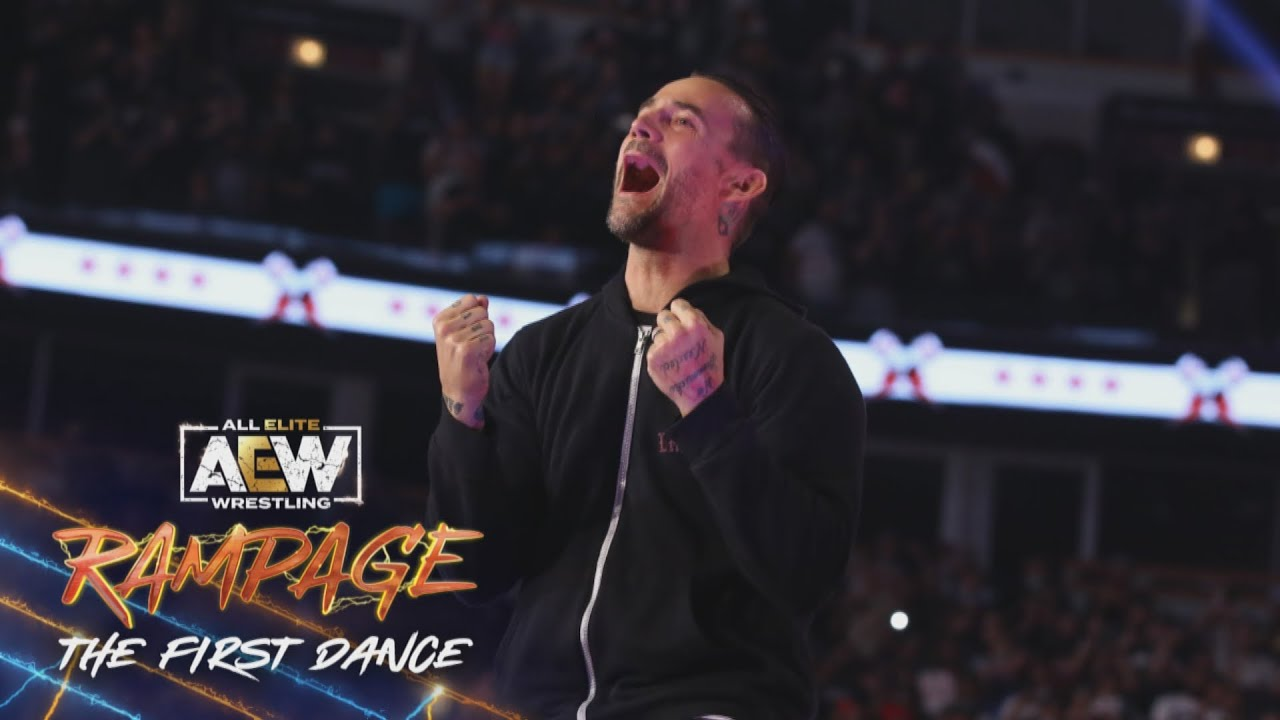 CM Punk Gets A Huge Reaction From The Chicago Crowd