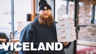 A Rispoli Pastry Shop Binge In New Jersey With Action Bronson