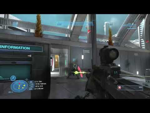 halo:reach (REMASTER) heroica exodo mis:6 (720p)