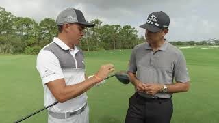 Rickie & Claude Talk KING F8 Driver