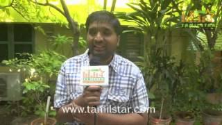 Venkat Prabhushankar at Ahh Movie Success Meet