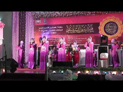 Ke-2 Festival Nasyid Kebangsaan 2011-Kedah (Sekolah Rendah)