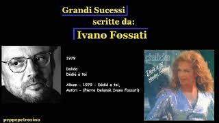 Ivano Fossati - 1979 - Dalida - Dédié à toi