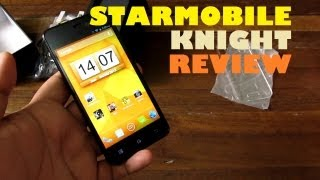 Starmobile Knight Review - Sleek Quad-Core Flagship Offering With 18MP BSI Camera For PHP 11,290