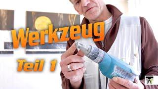 DH—Trockenbau - Werkzeug (Teil 1) Elektrowerkzeug / Drywall tool DIY ~Video 8~