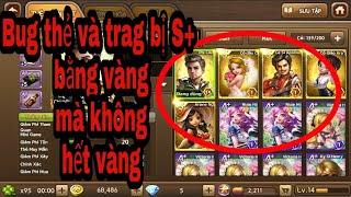 [Cờ Tỷ Phú 360mobi]•kiếm thẻ và trang bị S+ bằng vàng