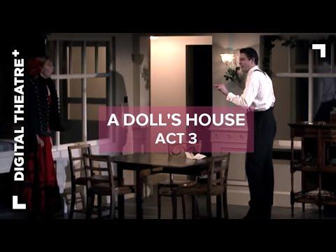 Et dukkehjem - Tredje akt - se resten på DigitalTheatrePlus