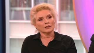 Blondie <b>Debbie Harry</b> BBC The One Show 2013
