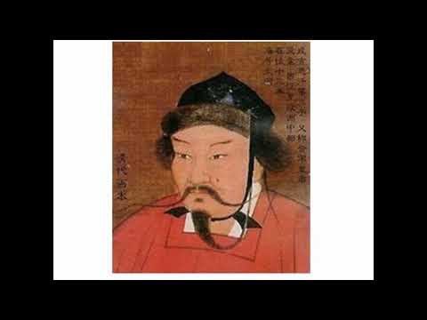 Великая Монгольская империя в Китае (Да Юань) (1248-1350).