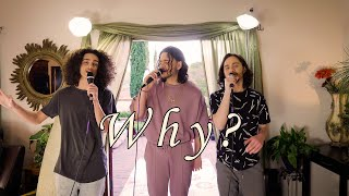 3T ft. Michael Jackson - Why? | Cover by RoneyBoys