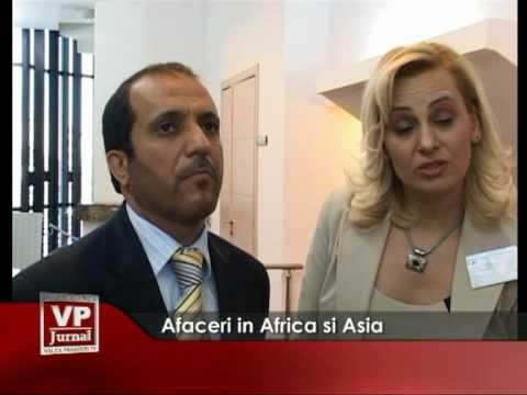 Afaceri in Africa si Asia