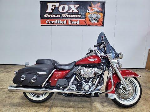 2006 Harley-Davidson Road King® Classic in Sandusky, Ohio - Video 1