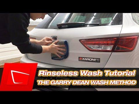 Car Washing E3 Optimum No Rinse Rinseless Wash