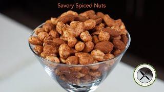 Spiced Nuts Snack – Bruno Albouze