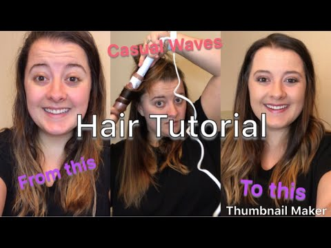 Get ready with me: hair