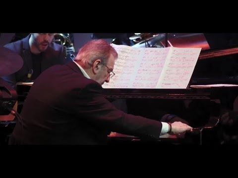 "Pablo Ziegler's ""Milonga en el Viento"" performed by Latin Grammy-winning Argentinian pianist Pablo Ziegler. (Cellist)"