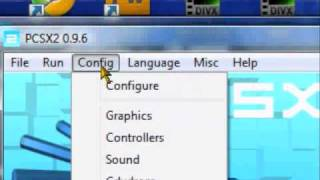 how to get full speed on pcsx2 0 9 8 for slow pc - hmong video