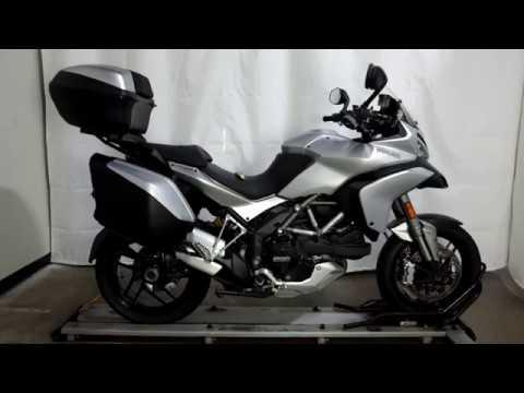 2014 Ducati Multistrada 1200 S Touring in Eden Prairie, Minnesota - Video 1