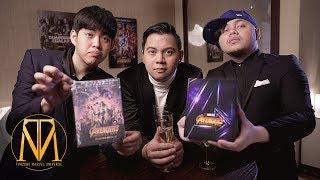 DVD (BAJAKAN) Rp. 10.000 vs Rp. 5.000.000 | Avengers Infinity War