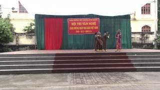 preview picture of video 'Tiết mục nhạc kịch K26A THPT Chuyên Tuyên Quang'