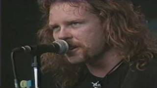 Metallica Of Wolf & Man Live 1993 Basel Switzerland