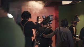 Isyana Sarasvati - Winter Song Official Video [Behind The Scenes]