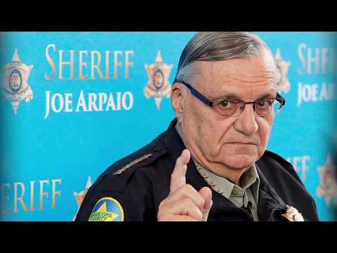 Arizona Sheriff Joe Arpaio Is Running For U.S. Senate