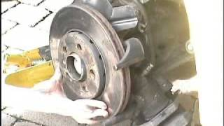 Fitting Car Brakes