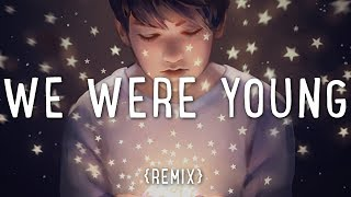 Petit Biscuit   We Were Young (ft. JP Cooper) (Aogost RemixLyrics)