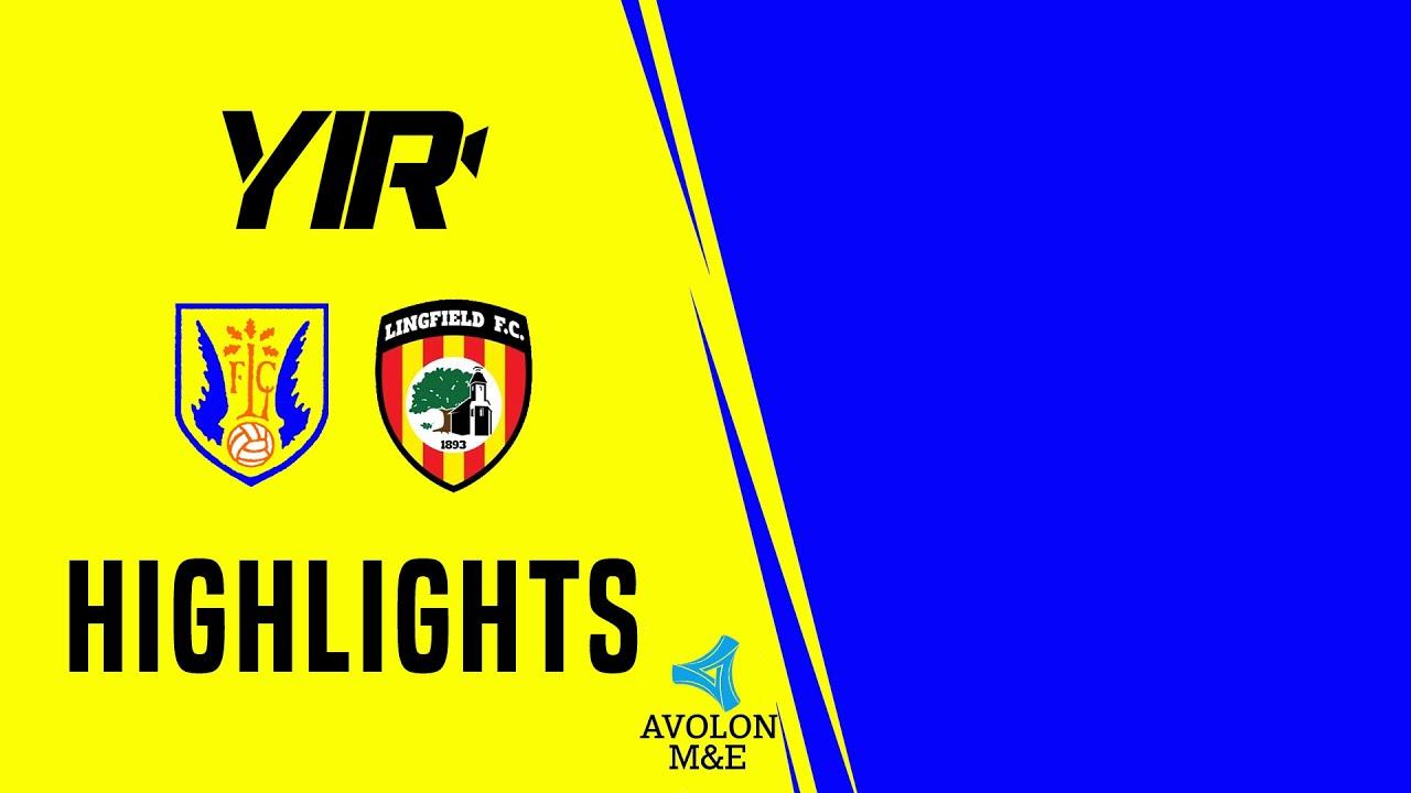 Thumbnail for Highlights: Lancing 6 Lingfield 1 (League)
