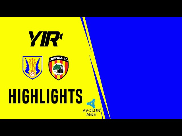 Highlights: Lancing 6 Lingfield 1 (League)