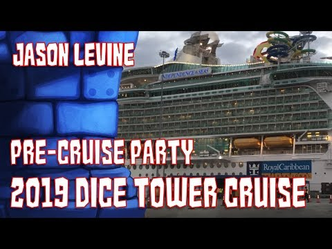 ABOUT | DICE TOWER CRUISE