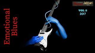 Emotional Blues Music - Youness Jabbari   Vol3