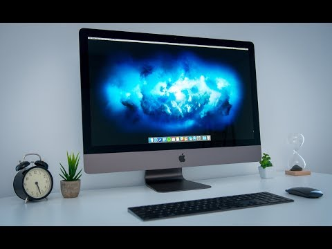 iMac Pro Compared to 5K iMac and MacBook Pro